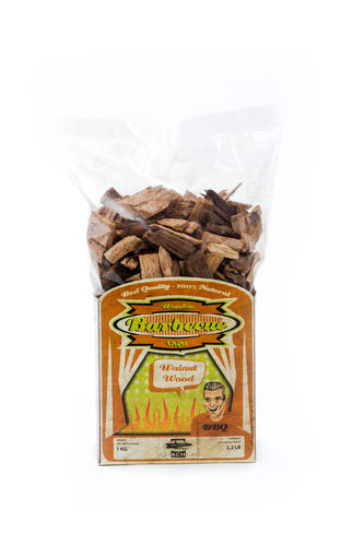Räucherhölzer, Smoking Woodchips, Sorte: Walnut