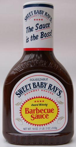 Sweet Baby Ray´s BBQ Sauce Original