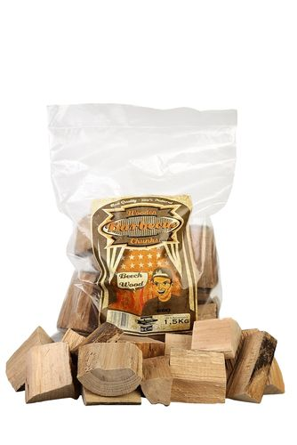 Beech wood smoking chunks