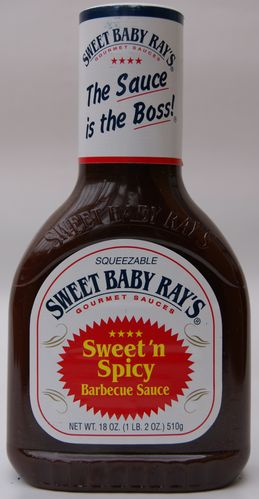 Sweet Baby Ray´s BBQ Sauce Sweet 'n' Spicy