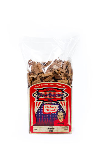 Räucherhölzer, Smoking Woodchips, Sorte: Hickory